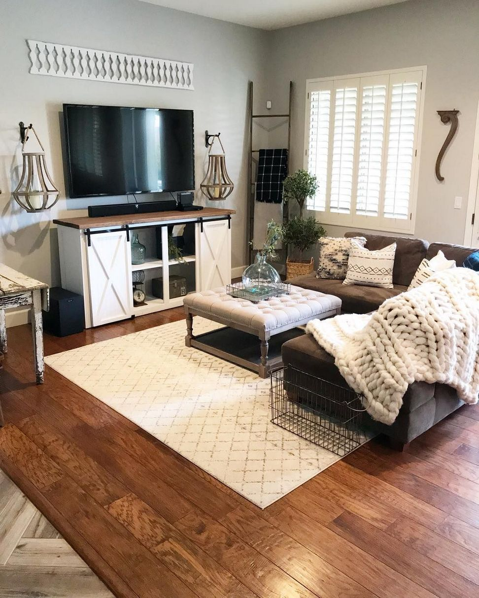 Living room decor brown couch ideas in march 2019 [20 ...