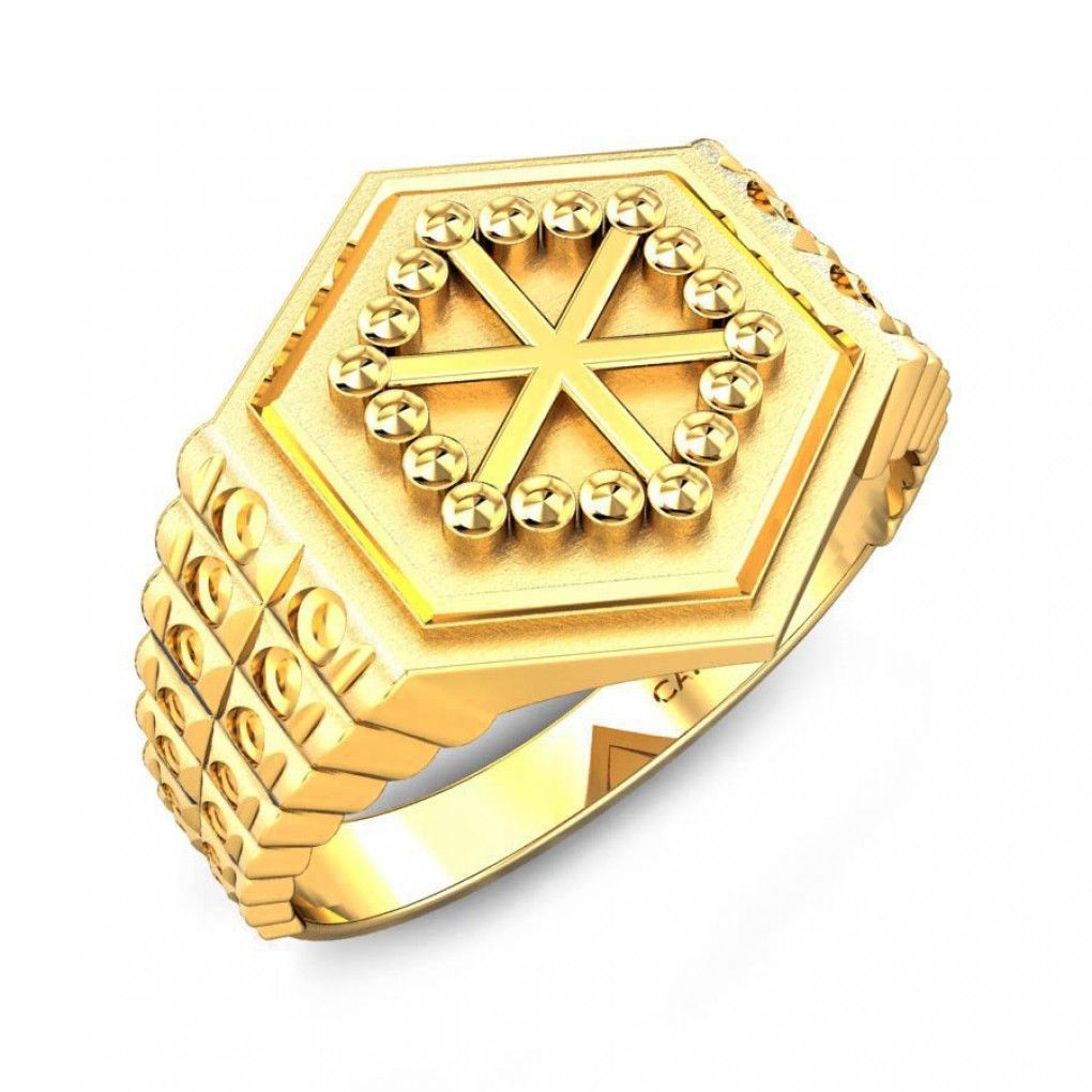 Samuel Gold Ring Online Jewellery Shopping India Yellow Gold 22k Candere By Kalyan Jewellers In 2020 Gold Rings Online Gold Ring Designs Gold Rings