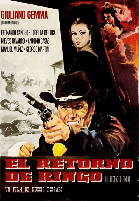 el retorno de ringo western