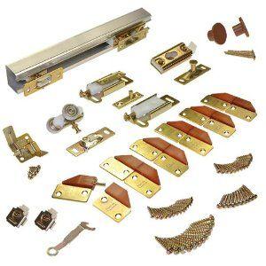 100fd Bifold Closet Door Track Hardware 72 4 Door By L E Johnson 92 00 100fd Heavy Duty Bi F Bifold Door Hardware Bifold Doors Folding Door Hardware