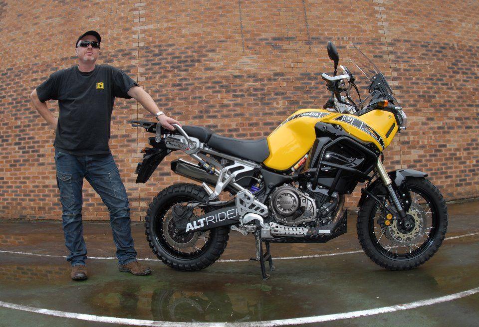 Super Tenere From The Guys At Adventure Moto Australia Want I