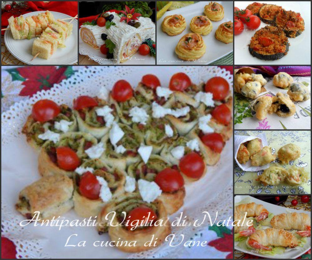 Menu Per La Vigilia Di Natale Giallo Zafferano.Antipasti Vigilia Di Natale Ricette Gastronomia Italiana