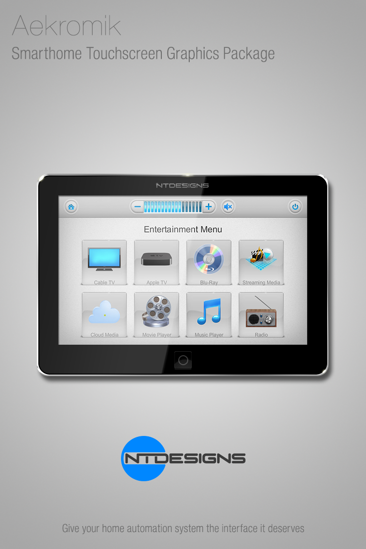 Home Theater Graphics Package For Touchscreen Remote Controls And S By Ntdesigns Www Ntdesignsonline