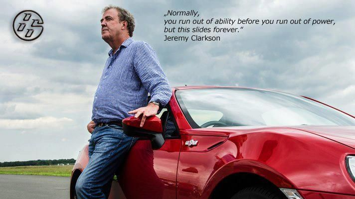 Jeremy Clarkson From Top Gear Just Loved The Toyota 86 Jeremy