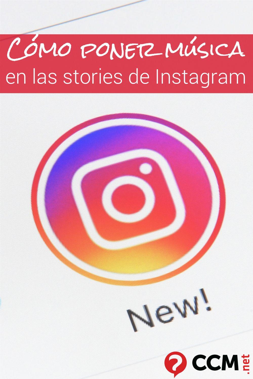 Cómo Poner Música En Las Stories De Instagram Instagram Musica Trucos Para Celulares