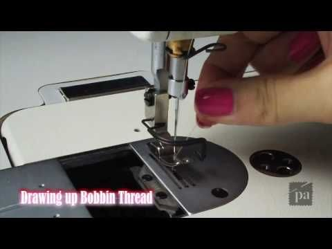 E14 Threading The Juki Machine And The Bobbin How To Check