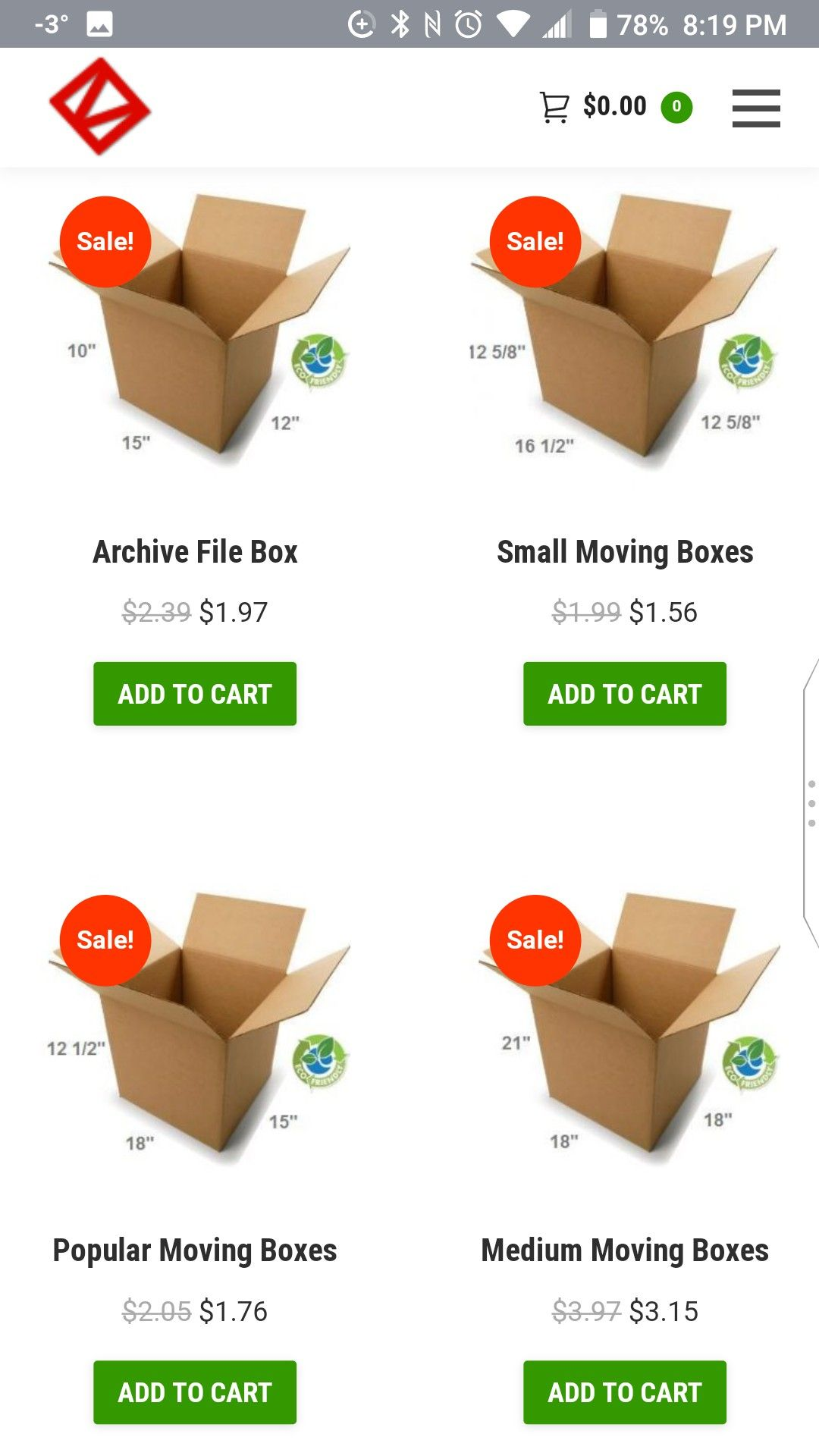 Shop Anywhere Anytime Securely On Any Device Free Delivery Packing And Moving Made Easy Www Movingboxes Ca 613 82 Moving Supplies Moving Boxes File Box