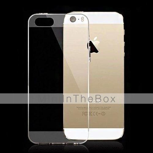 coque transparent iphone 5