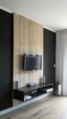 13 Best Galerie Von Holzwand Wohnzimmer Modern #wohnzimmerideenwandgestaltung