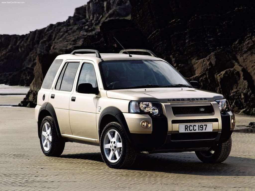 Freelander 1. Land_Rover-Freelander_Td4_5door_2004 Land Rover ...
