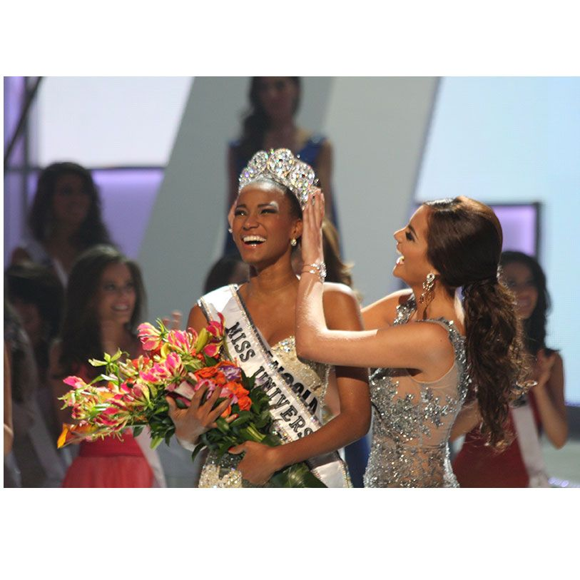 Leila Lopes, 2011 - #TheySlay! Black Beauty Queens Throughout the Years