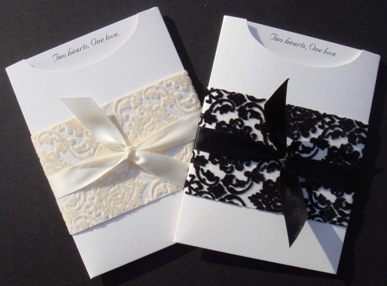 Elegant wedding invitation diy kit christina pocket invite 25 elegant wedding invitation diy kit christina pocket invite 25 pcs monicamarmolfo Image collections