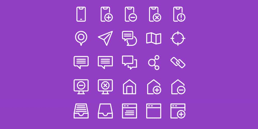 Best Free Icon Sets 2020 di 2020