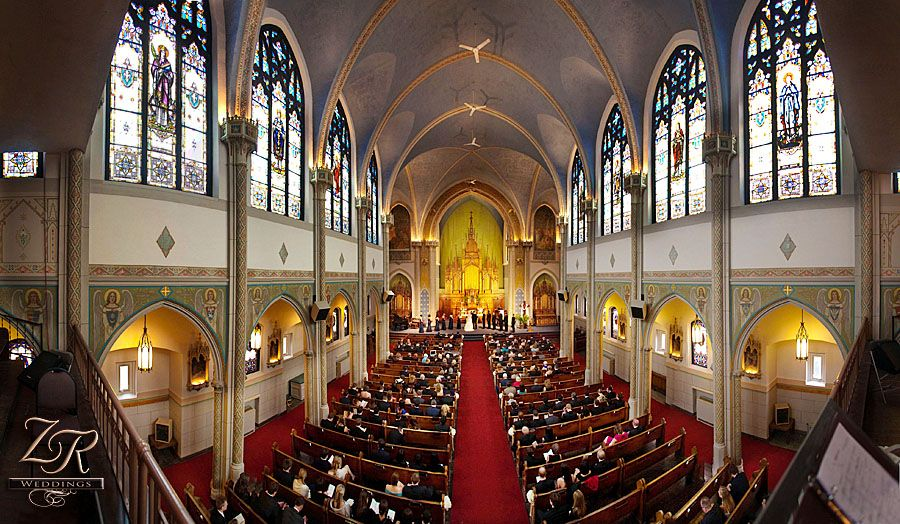 Covenant Presbyterian Church Chicago Wedding Ceremony Sites