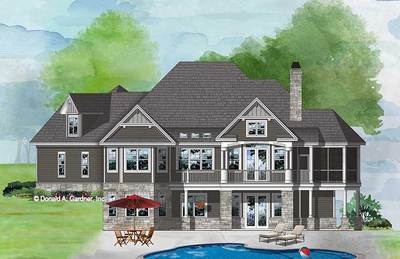 House Plans The Wesley Home Plan 1467