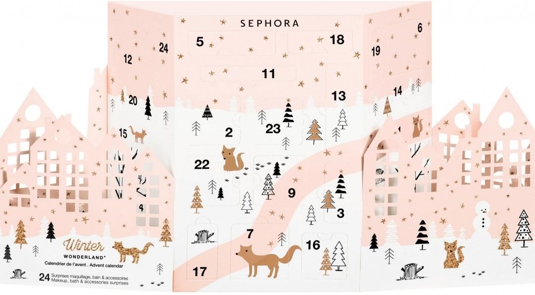 116 Best Beauty Advent Calendars For Christmas 2020 Hot Beauty Health Beauty Advent Calendar Christmas Packaging Advent Calenders