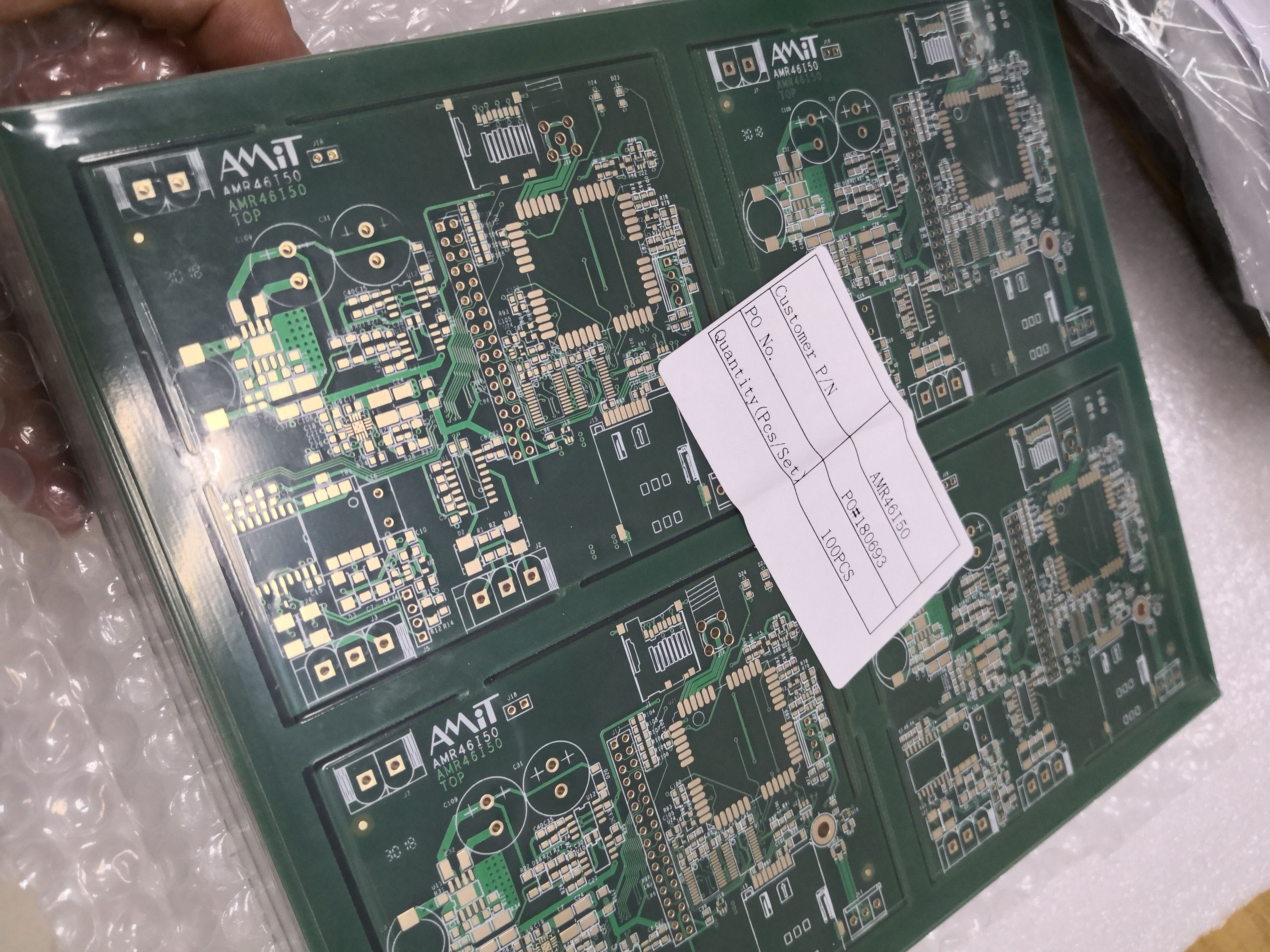 A Tech Manufacture Double Sided Pcb Mainly With Kingboard 6160 Material From Normal Tg130 140 Middle Tg150 To High Tg With In 2020 Manufacturing Surface Finish Tech