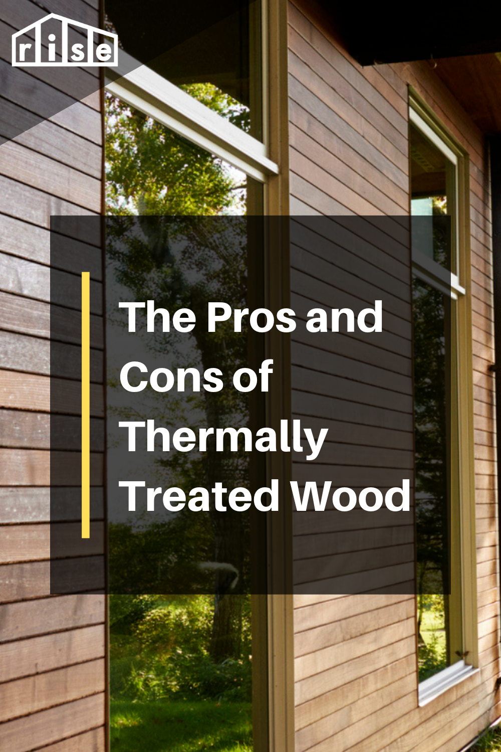 Thermally Treated Wood A Healthier Alternative For Home Building Concrete Cladding External Cladding Larch Cladding