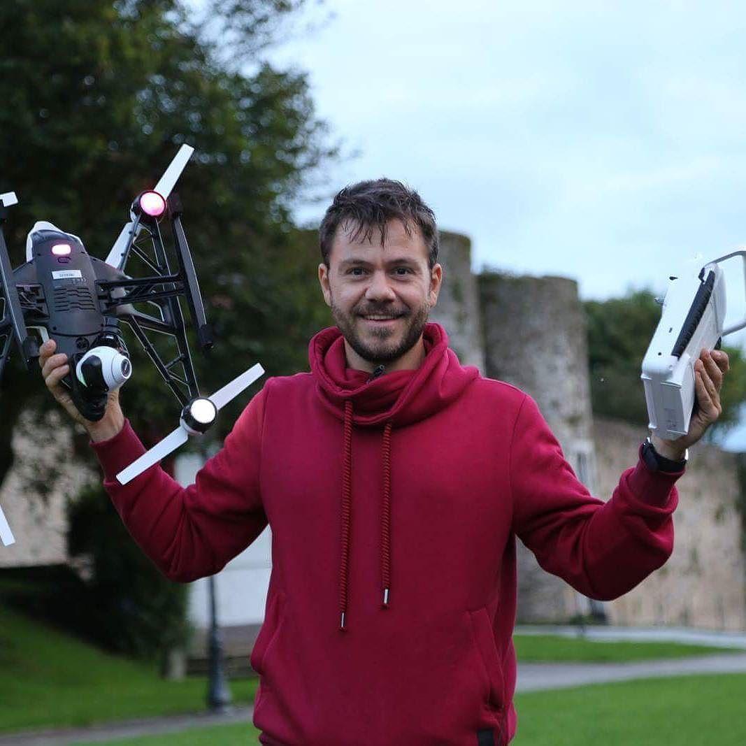 Lets fly away! #drone #drones #happytraveller #belgium #fromwhereidrone #dronepilot