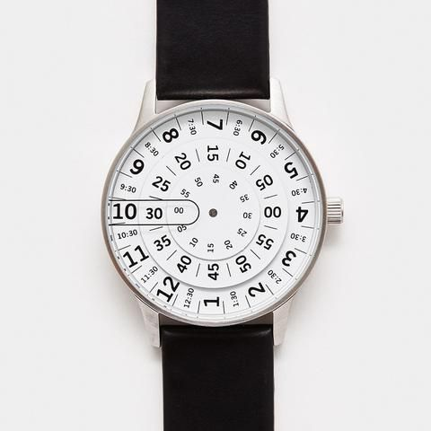 Watch - T1.1 Watch Smoke/Alabaster With Coal