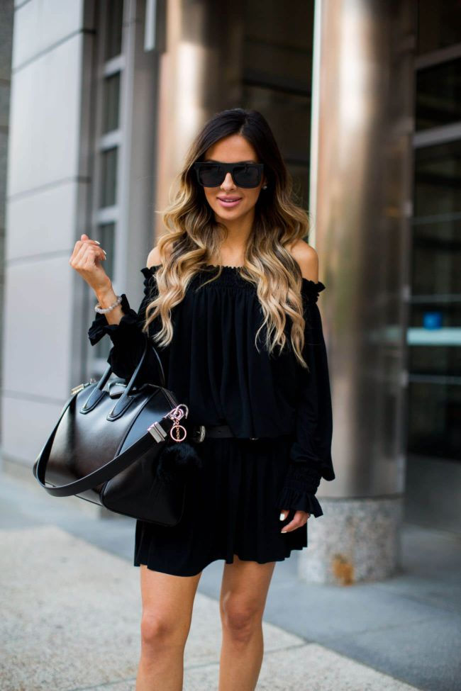 58281f86bb13 Vibes  Edgy Summer Outfit. - Mia Mia Mine