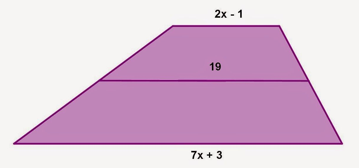 Math principles trapezoid and quadrilateral problems 4