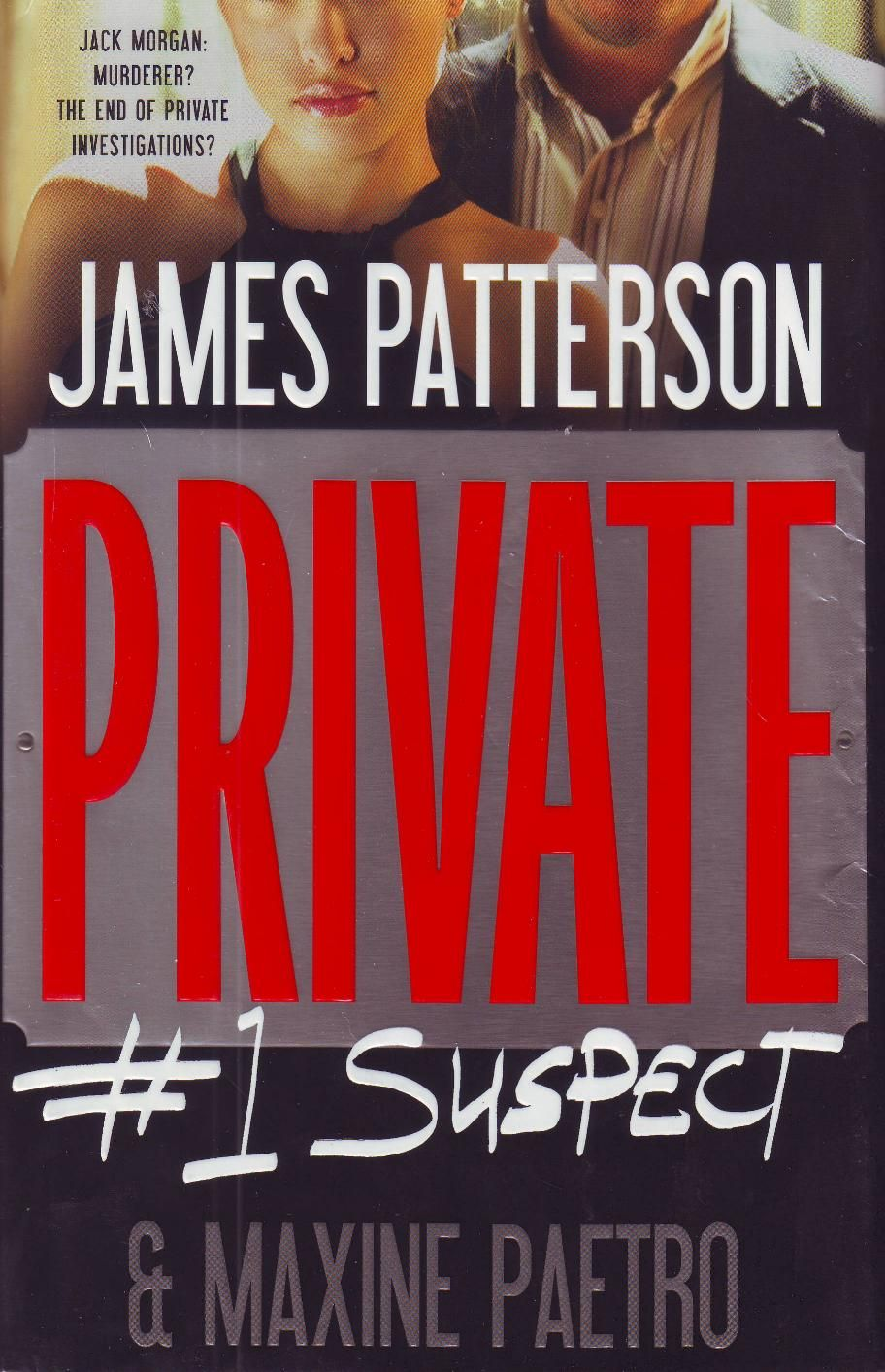 Don't miss this Patterson book - excellent read