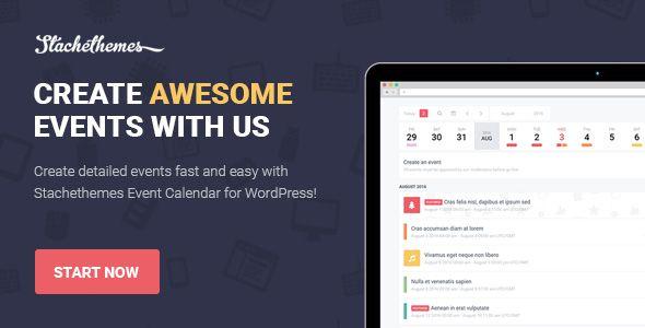 Stachethemes Event Calendar v152 - WordPress Events Calendar - event calendar