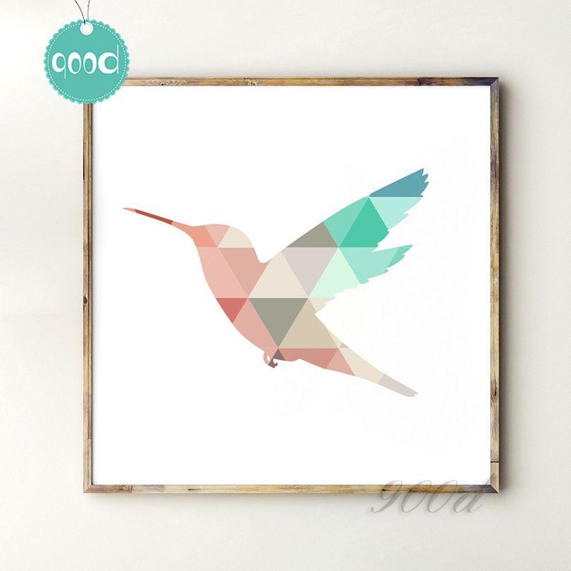 Resultado de imagen para colibri geometrico   CUADROS in 2018 ...