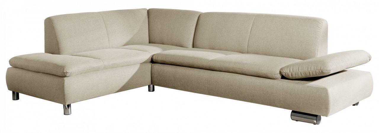 Max Winzer Sofa 2,5 Sitzer mit Ecksofa Toulouse, Armteil rechts in ...