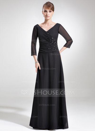 6f04427f89 Mother of the Bride Dresses -  134.99 - A-Line Princess V-neck