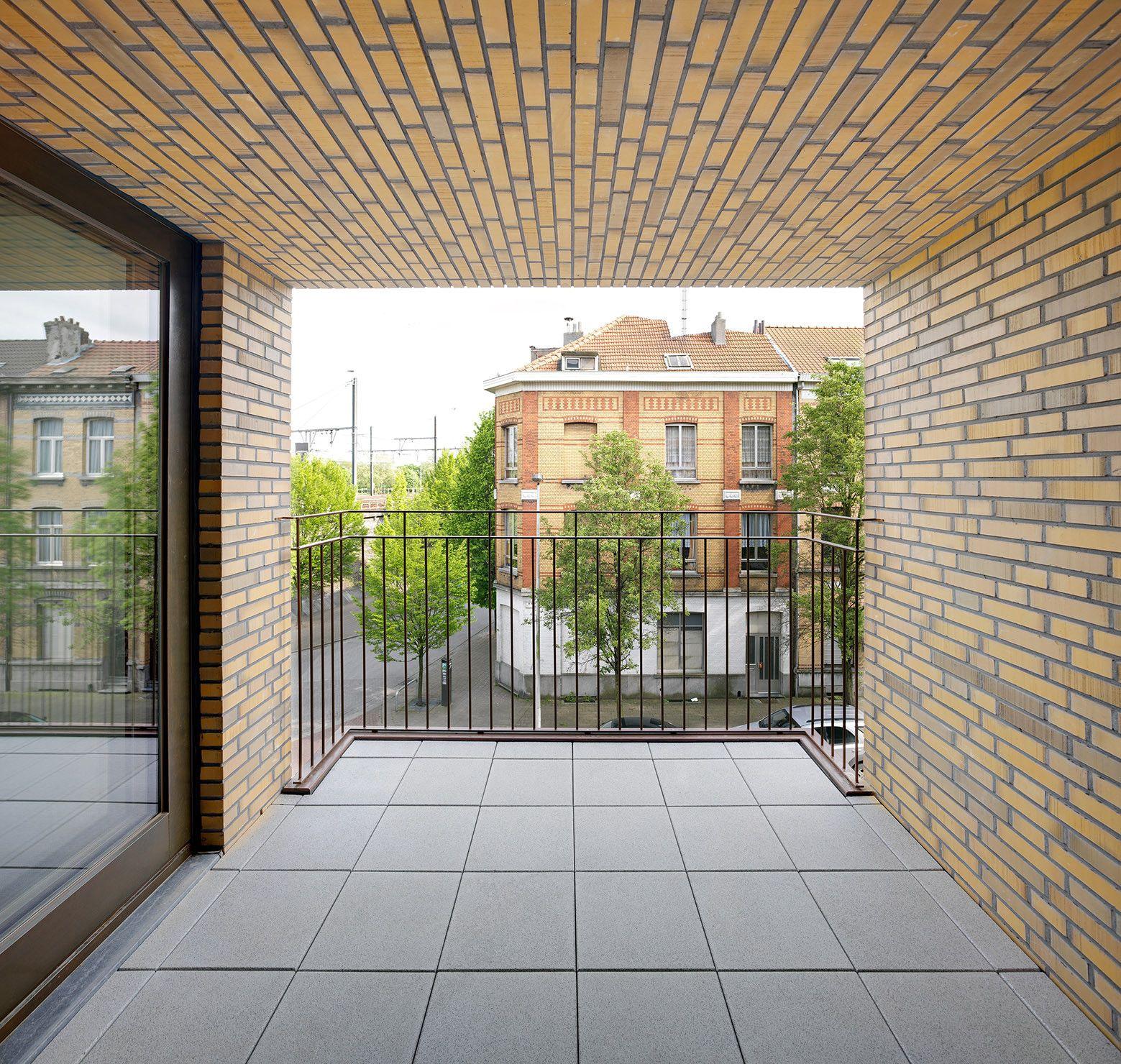 Gallery - Collective housing AGVC / De Gouden Liniaal Architecten - 9