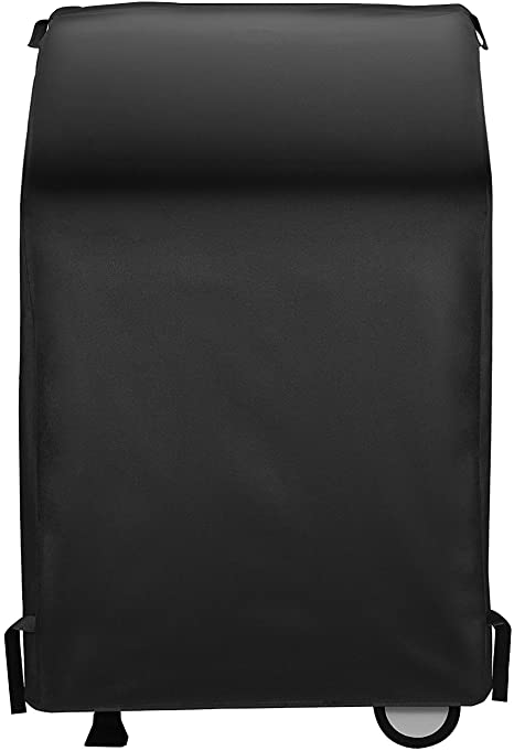 Sunpatio 2 Burner Gas Grill Cover 32 Inch Heavy Duty Waterproof Small Square Bbq Grilling Cover Fits In 2020 Gas Grill Covers Outdoor Cooking Accessories Grill Cover