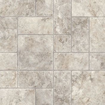 Mannington resilient A small scale modular stone layout Medici