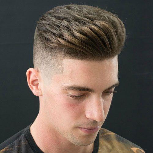 Gaya Rambut Pria Kurus Paling Keren Dan Terbaru Gaya Rambut - Hairstyle undercut terbaru