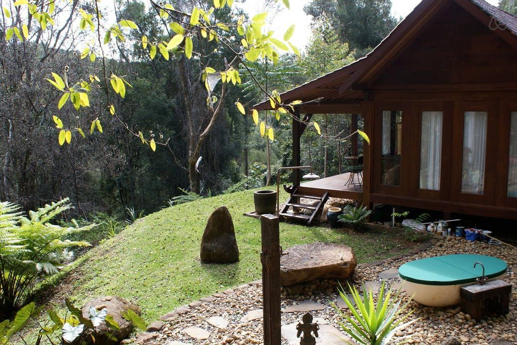 Forest cabin byron bay hinterland cabins for rent