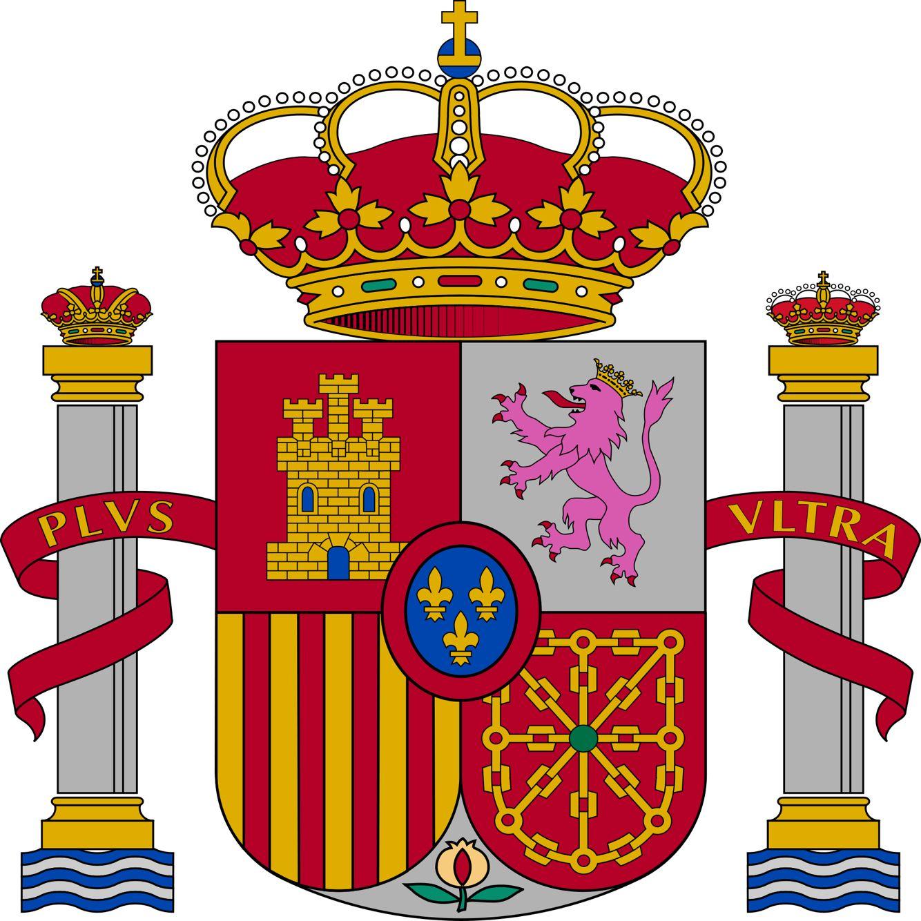 Escudo Del Reino De Espana