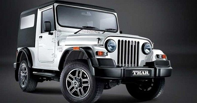 Mahindra To Launch Next Generation Thar In 2018 With 1 5l Engine