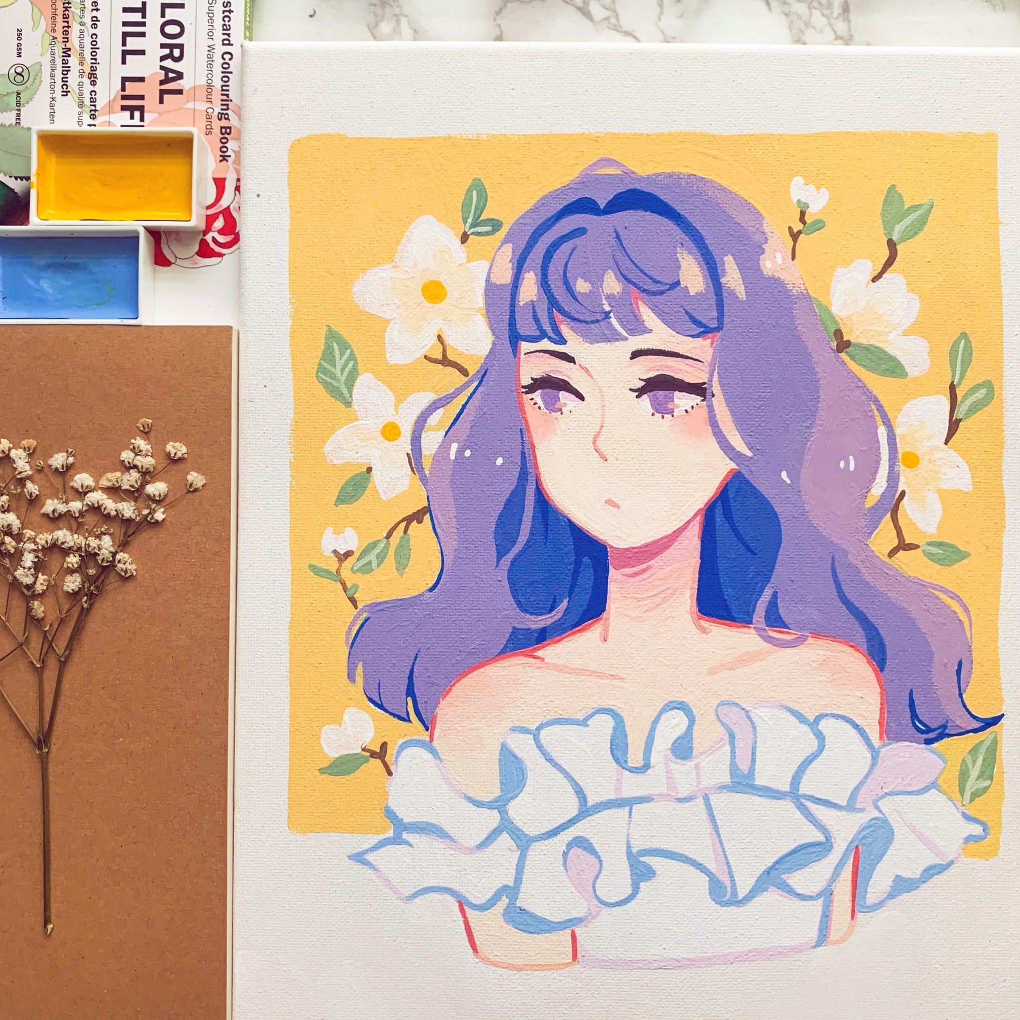 ˏˋ Ira ˊˎ On In 2020 Art Cute Art Marker Art