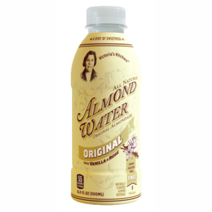 victorias kitchen almond water and organic lemonade with ginger available at fresh market and whole foods - Victorias Kitchen Almond Water