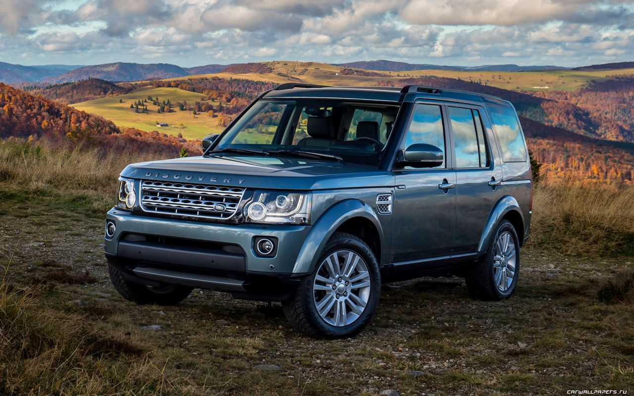 Gallery of land rover discovery images