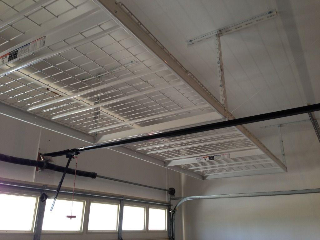 overhead garage bradenton racks monsterrax fl rack cabinets in safe storage evolution shelving corner