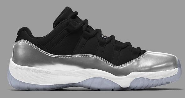 The Air Jordan 11 Low Barons Could End Up Looking Like This