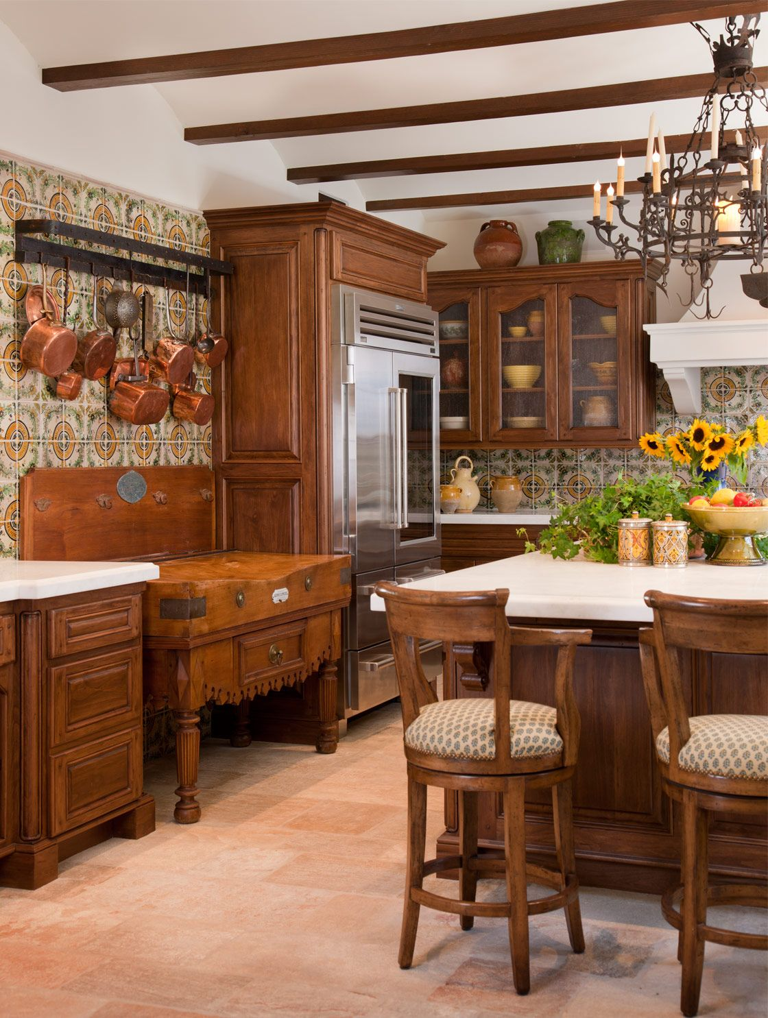 this new home in scottsdale arizona is an interpretation of a european kitchen the client on kitchen ideas european id=62168