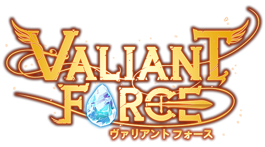 Valiant Force | Valiant force, Gaming banner, Game logo