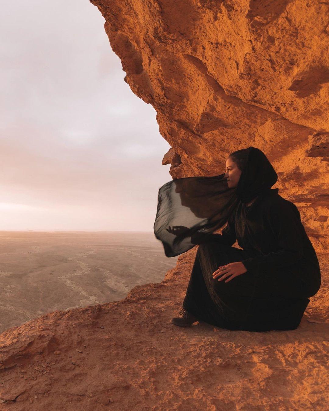 Saudi Arabia   Lexie Alford   Lexie Limitless   Instagram