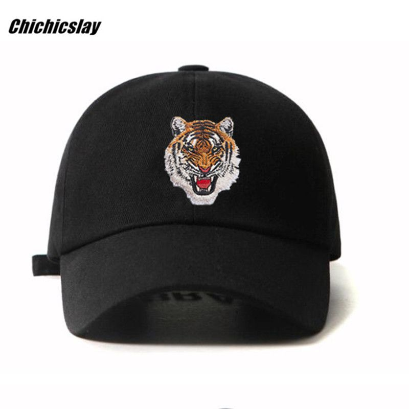 Click to Buy    tiger embroidered naseball cap wildlife nature animal dad  hat 730f20cdccf8