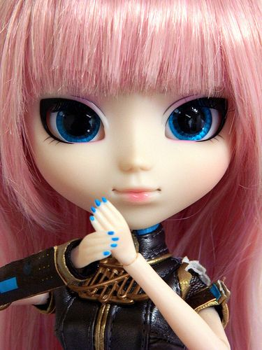 Best anime figurines on http://www.thesatan.com Megurine Luka, Vocaloid, Hatsune Miku