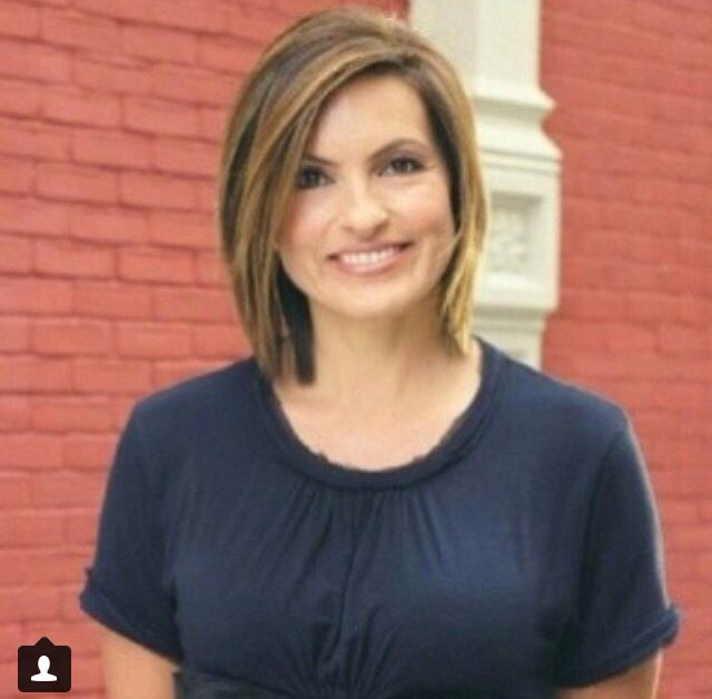 Mariska Hargitay Hair Medium Hair Styles Short Hair Styles Perfect Hair