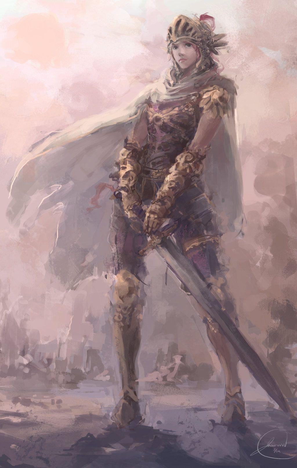 Desert Knight by nosaj7541 armor clothes clothing fashion ...